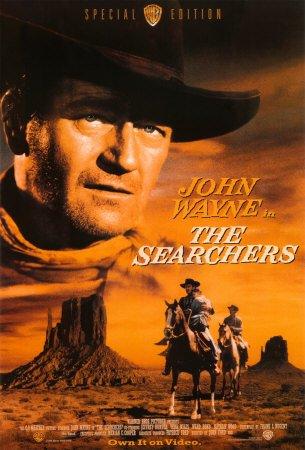 Η Αιχμάλωτη της Ερήμου /  The Searchers (1956)