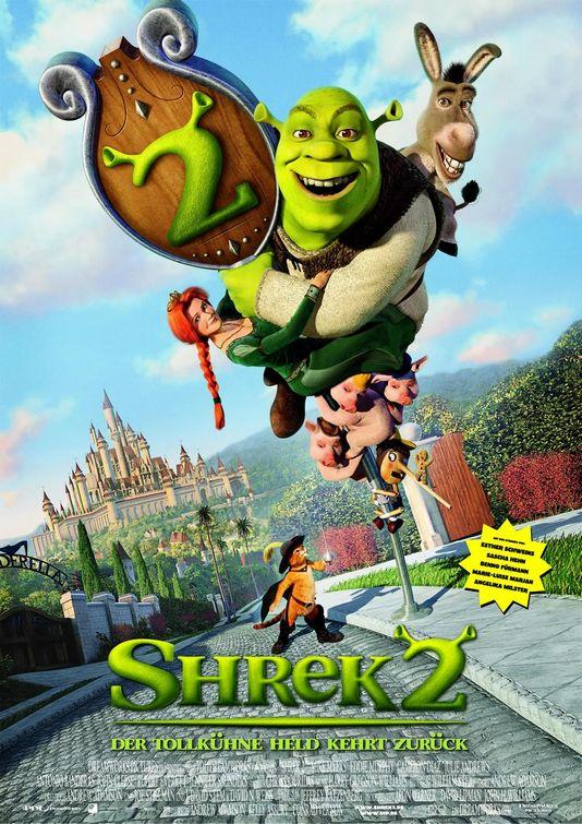 Σρεκ 2 / Shrek 2 (2004)