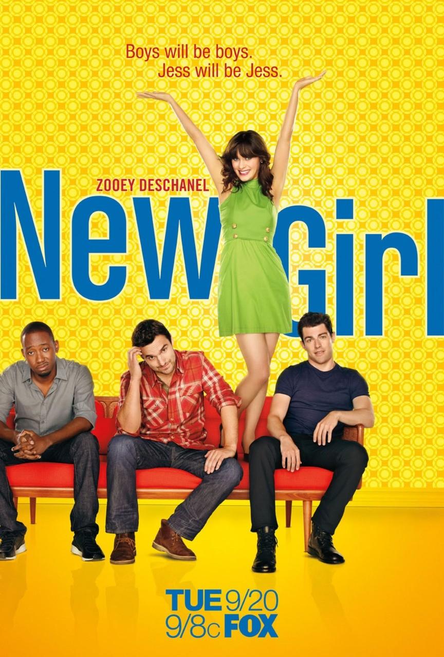 New Girl (2011 -2013) 1,2,3ος Κύκλος
