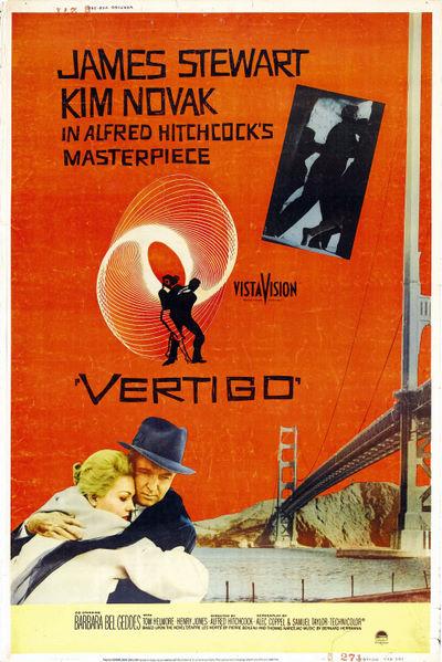 Δεσμώτης του Ιλίγγου / Vertigo (1958)
