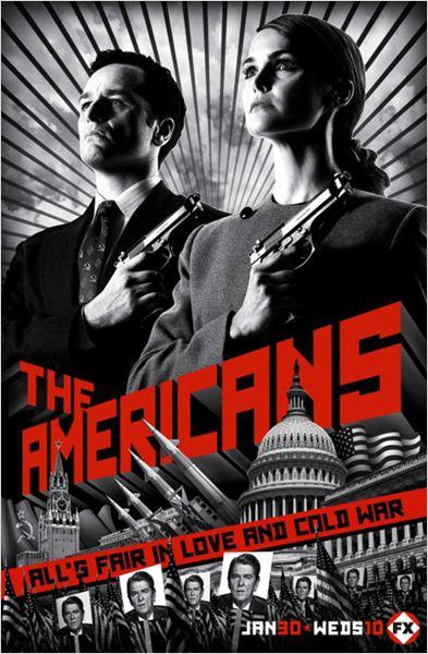The Americans (2013-2014) 1,2ος Κύκλος
