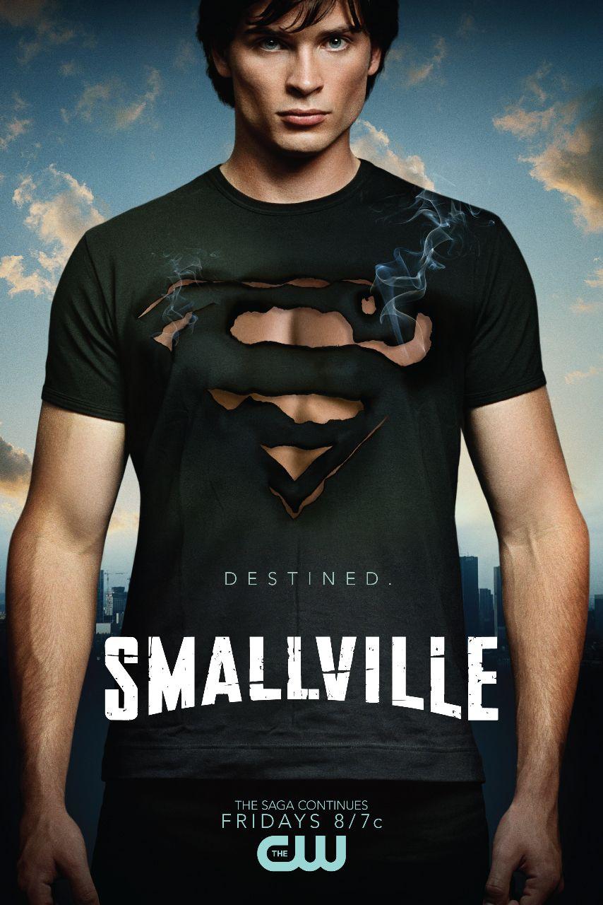 Smallville (2001-2011) 1,2,3,4,5,6,7,8,9,10ος Κύκλος