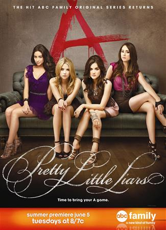 Pretty Little Liars (2010-2017) 1,2,3,4,5,6,7ος Κύκλος