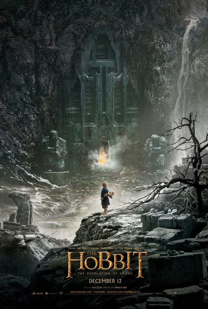 The Hobbit: The Desolation of Smaug - Χόμπιτ: Η Ερ...