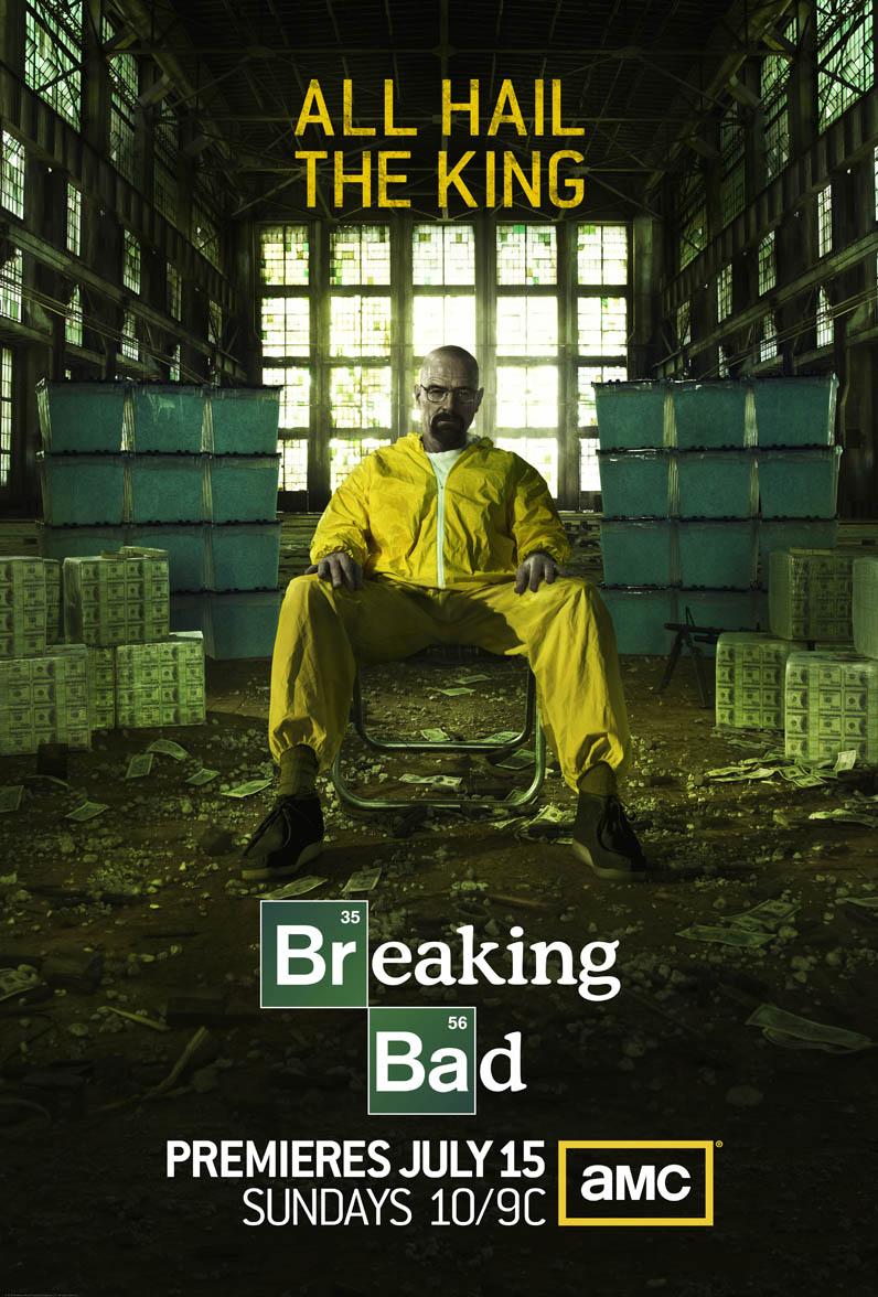 Breaking Bad (2008-2013) 1,2,3,4,5ος Κύκλος