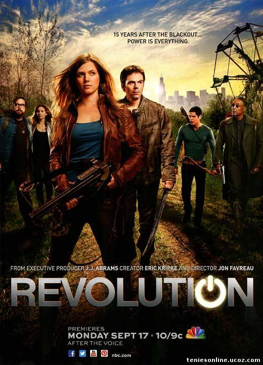 Revolution (2012-2014) 1,2ος Κύκλος