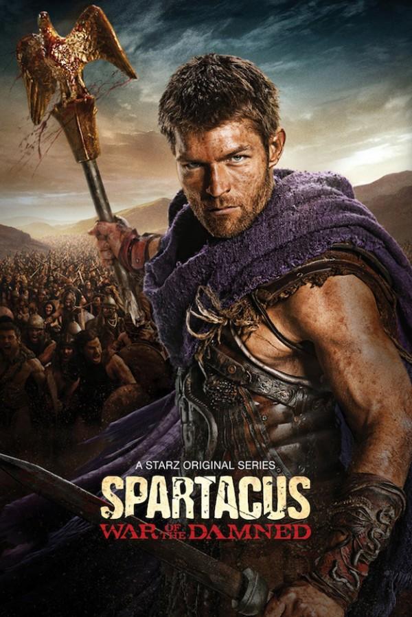 Spartacus (2010-2013) 1,2,3,4ος Κύκλος