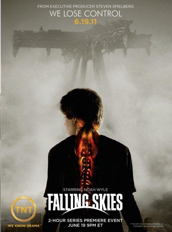 Falling Skies (2011-2013) 1,2,3ος Κύκλος