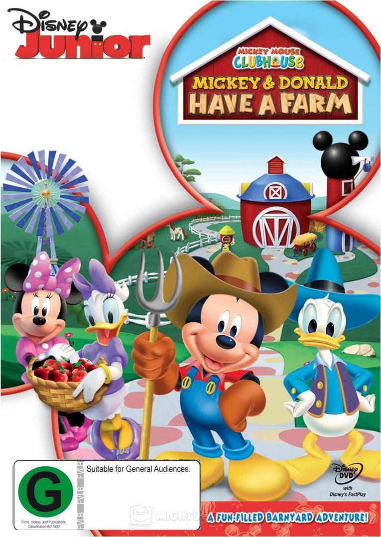 Mickey Mouse Clubhouse: Mickey and  Donald Have a Farm (2012)