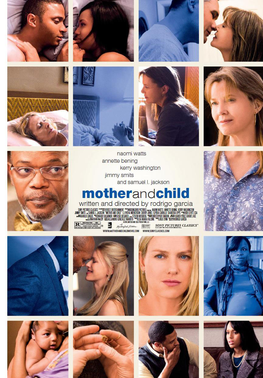 Μέχρι να σε βρώ / Mother and Child (2009)