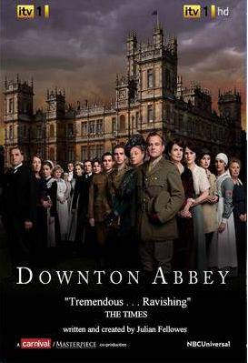 Ο πύργος του Ντάουντον / Downton Abbey 1,2,3,4ος Κύκλος