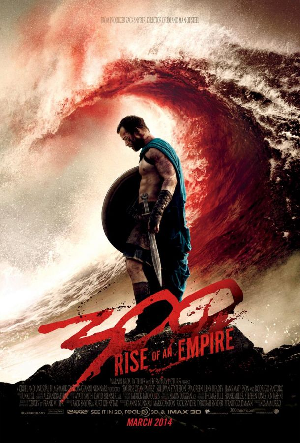 300: Rise of an Empire - 300: I anodos tis aftokra...