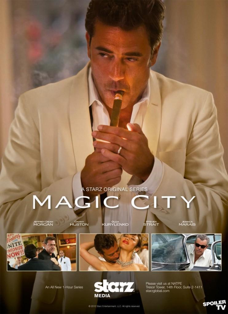 Magic City (2012–2013) 1,2ος Κύκλος