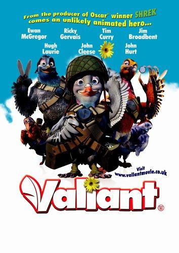 Το Γενναίο Περιστέρι / Valiant (2005)