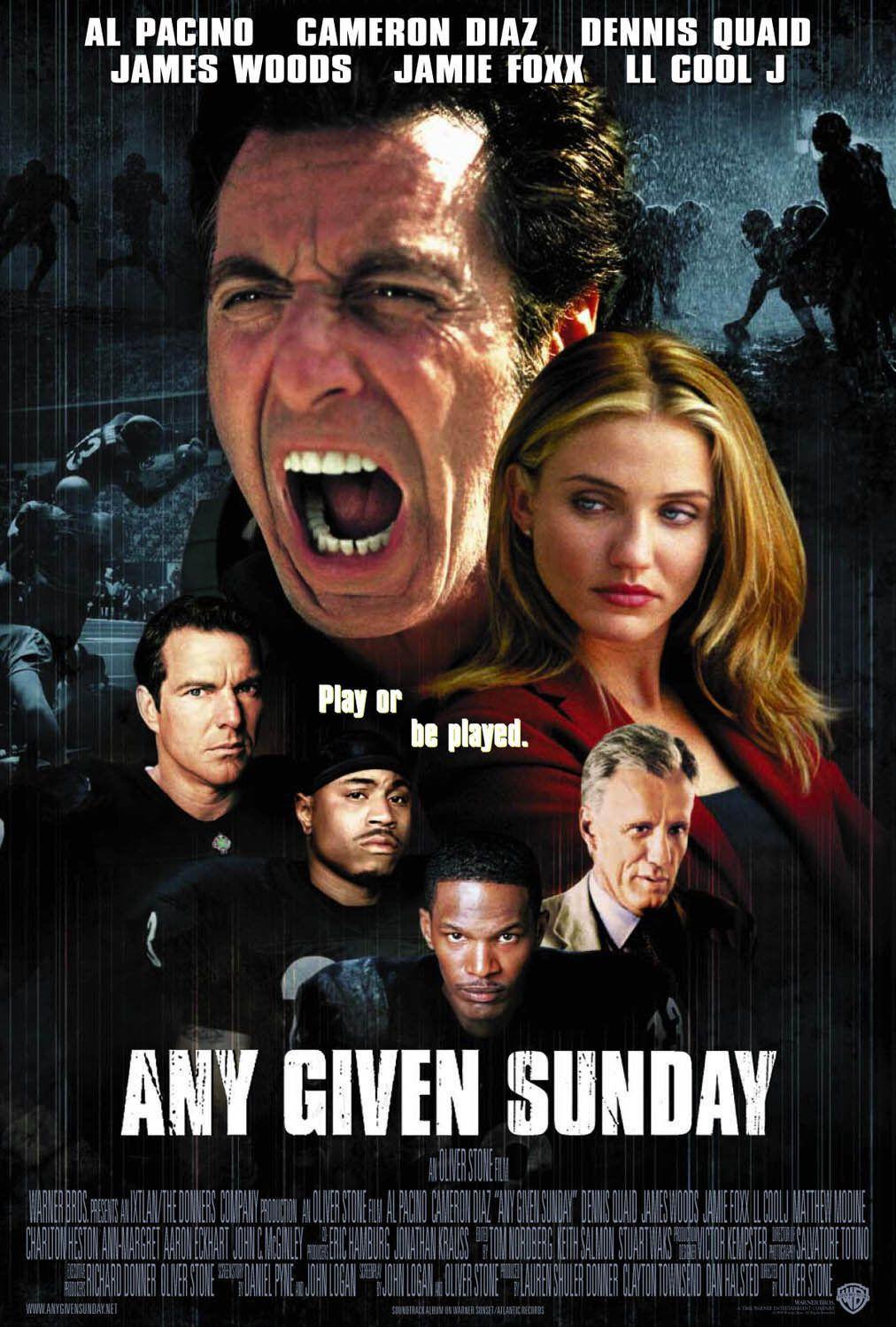 Κάθε Κυριακή / Any Given Sunday (1999)