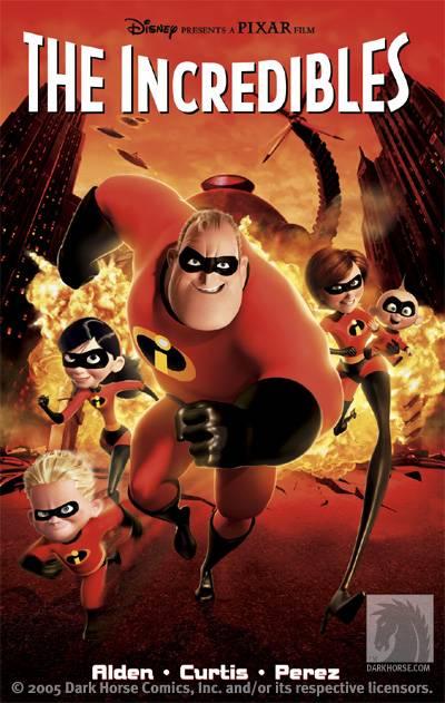 Οι Απίθανοι / The Incredibles (2004)