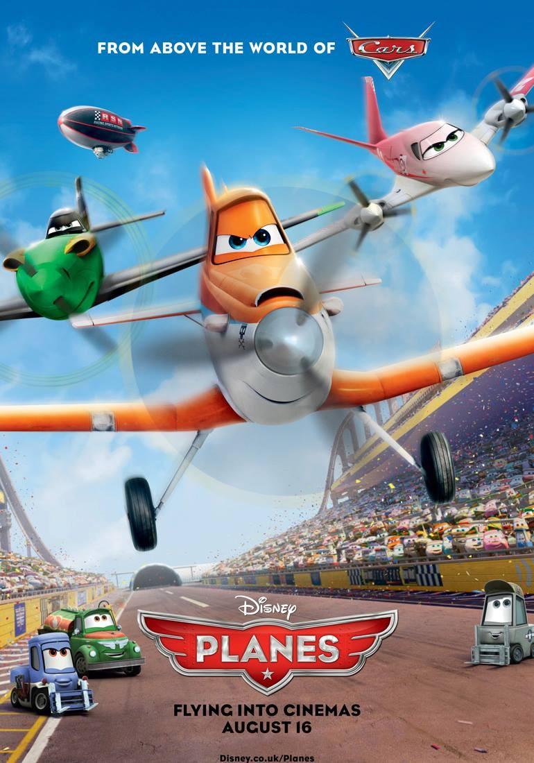 Αεροπλάνα - Planes (2013)