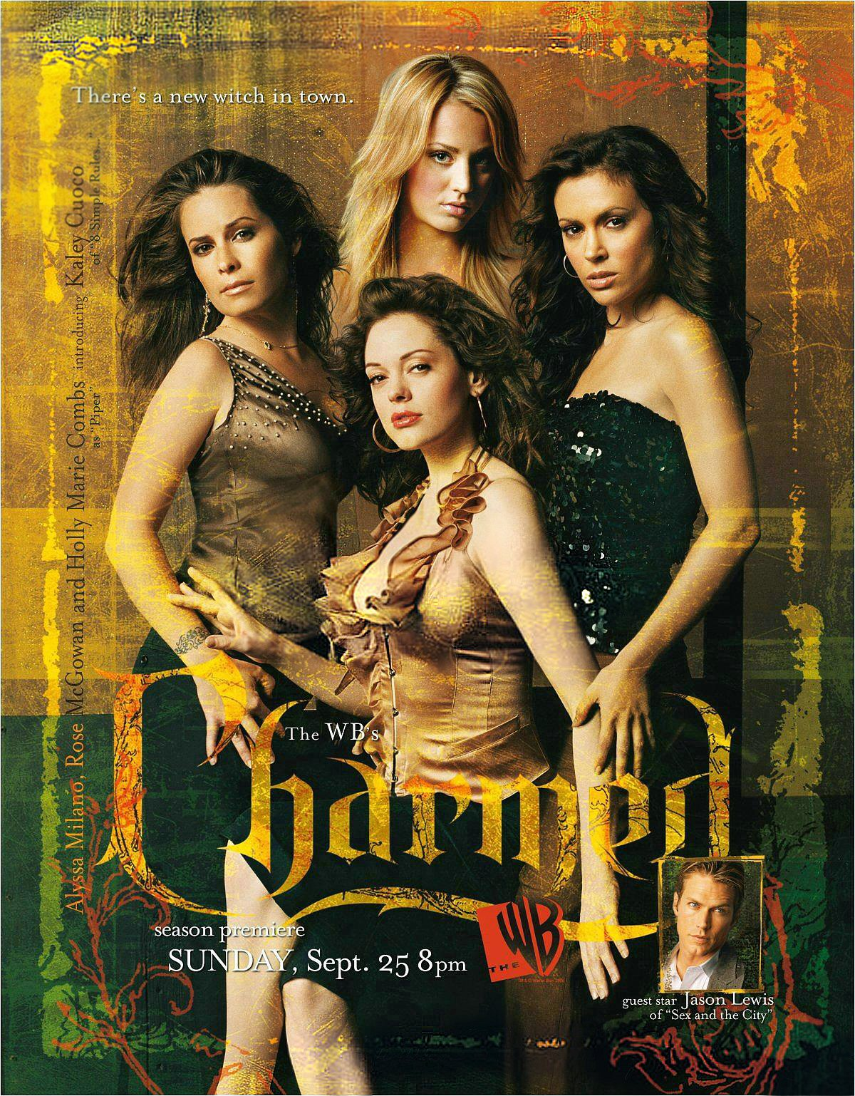 Charmed (1998) Season 1,2,3,4,5,6,7,8 Full