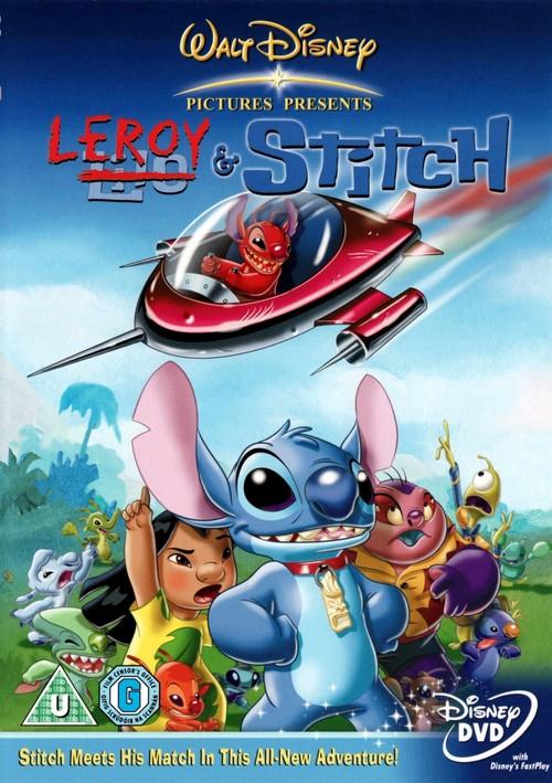 Λίροϊ και Στιτς / Leroy and Stitch (2006)