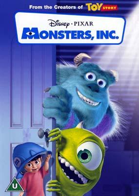 Μπαμπούλας Α.Ε.  / Monsters, Inc. (2001)