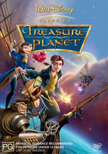 Ο πλανήτης των θησαυρών / Treasure Planet (2002)