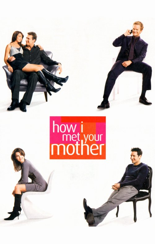 How I Met Your Mother (2005– 2014) 1,2,3,4,5,6,7,8,9ος Κύκλος