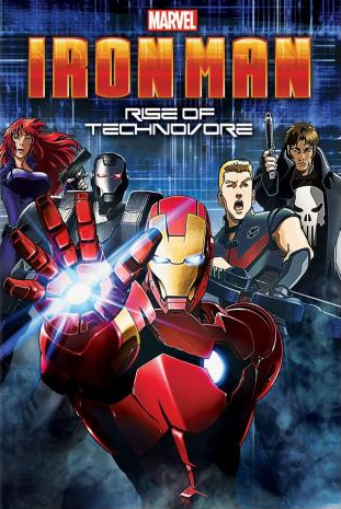Iron Man: Rise of Technovore (2013)