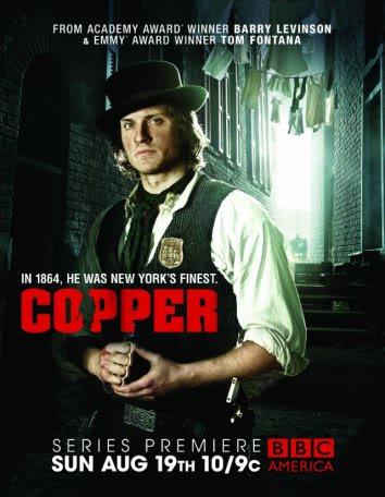 Copper (2012–2013) 1,2ος Κύκλος