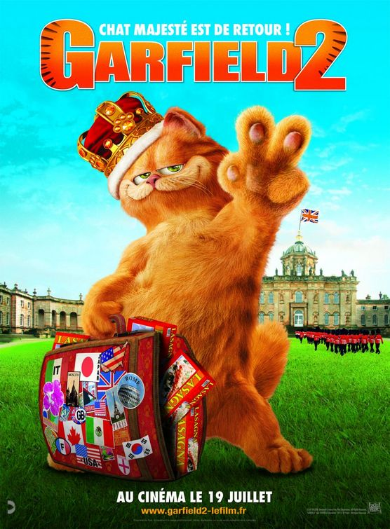 Garfield 2: A Tail of Two Kitties (2006)