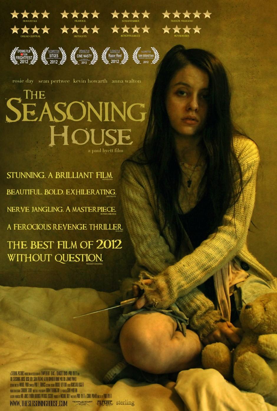 Ταινία the seasoning house (2012) με ελληνικούς