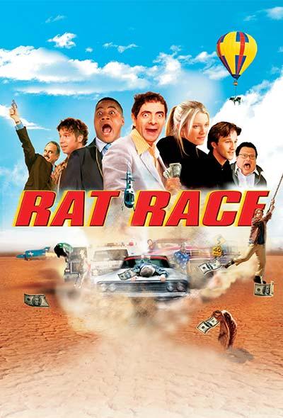 Το Τρελλό Κυνήγι του Θησαυρού / Rat Race (2001)