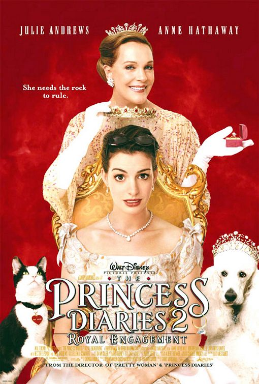 Βασιλικοί Αρραβώνες: Το Ημερολόγιο μιας Πριγκίπισσας 2 / The Princess Diaries 2: Royal Engagement (2004)