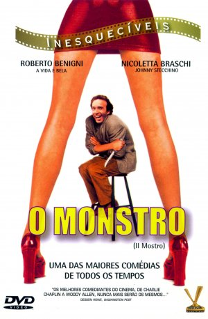 Το Τέρας / Il mostro / The Monster (1994)