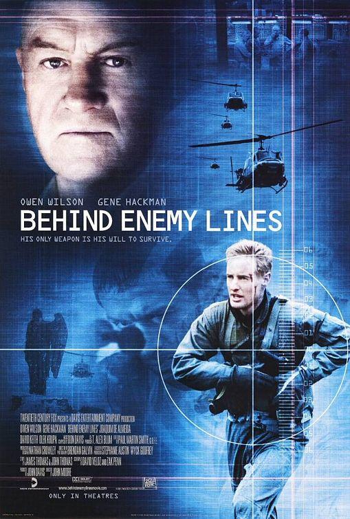Σε Εχθρικό Έδαφος / Behind Enemy Lines (2001)