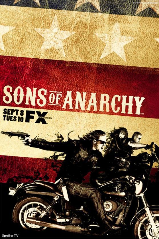 Sons of Anarchy (2008-2013) 1,2,3,4,5,6ος Κύκλος