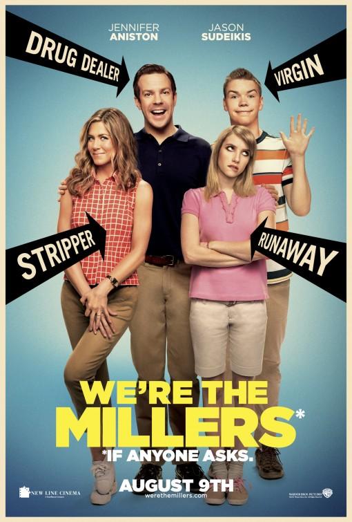 Οικογένεια Μίλερ / We're the Millers (2013)