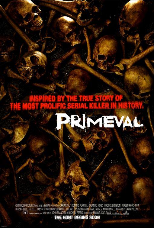 Primeval (2007–2011) 1,2,3,4,5ος Κύκλος