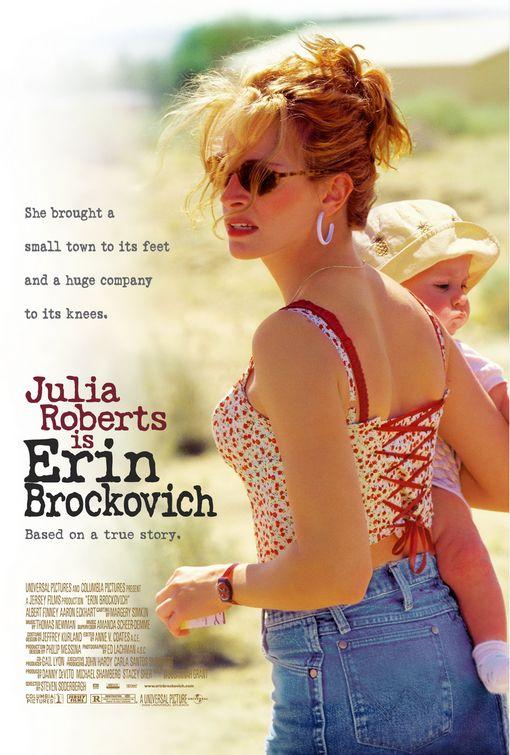 Έριν Μπρόκοβιτς / Erin Brockovich (2000)