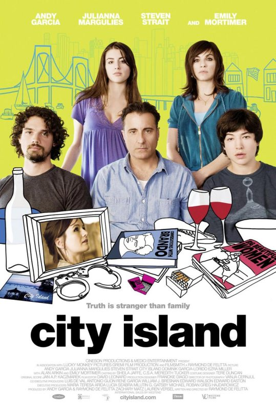 Οικογένεια σε Παράνοια / City Island (2009)