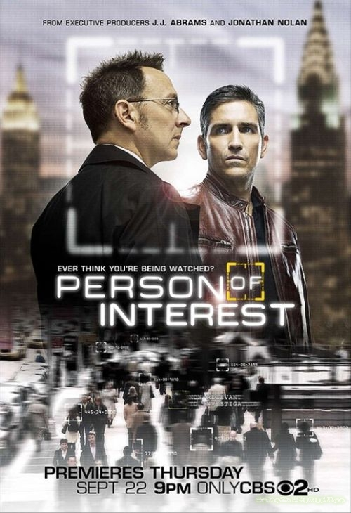 Person of Interest (2011–2016) 1,2,3,4,5ος Κύκλος