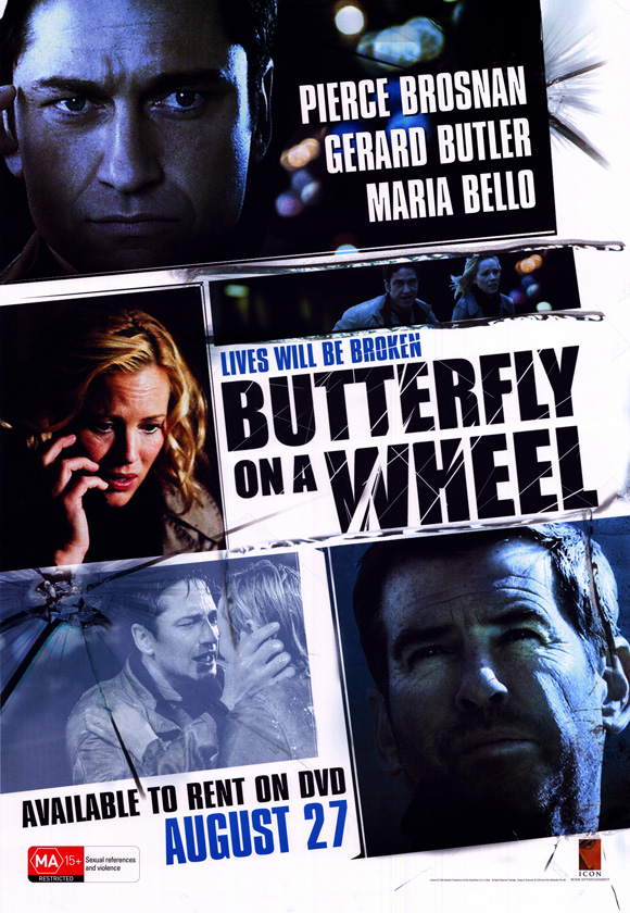 Butterfly on a Wheel / Shattered (2007)