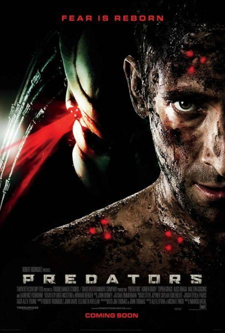 Οι Κυνηγοί  / Predators (2010)
