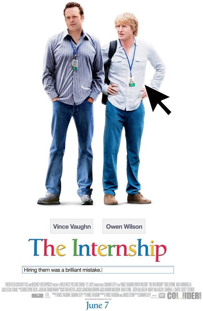 Οι Καταφερτζήδες / The Internship (2013)