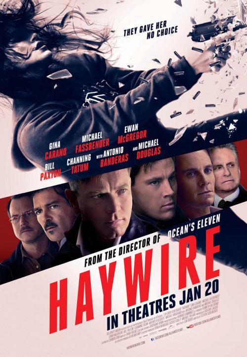Η Τιμωρός / Haywire (2011)