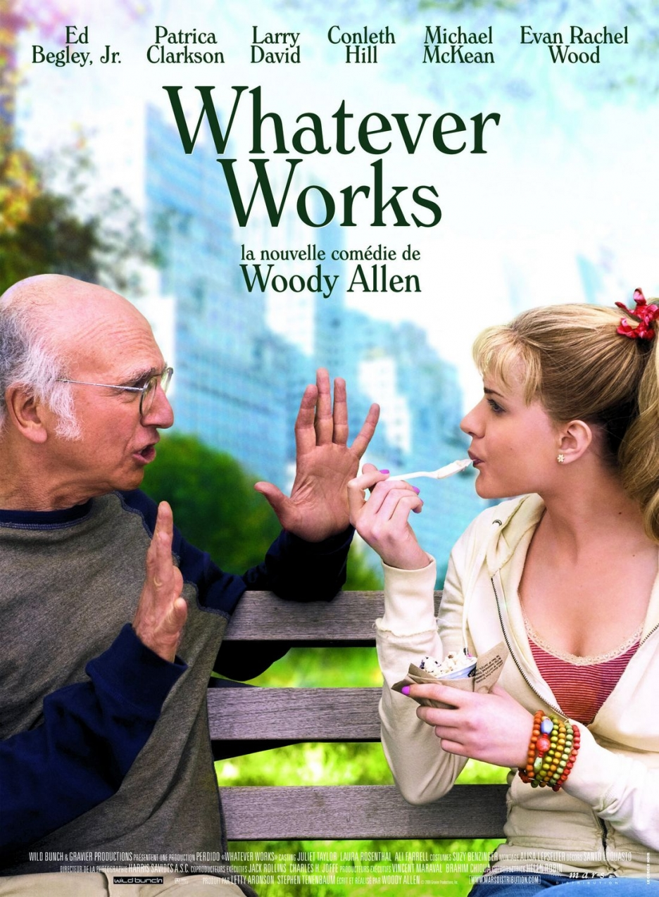 Κι' Αν Σου Κάτσει; / Whatever Works (2009)