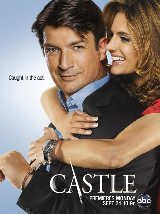 Castle (2009-2013) 1,2,3,4,5,6ος Κύκλος