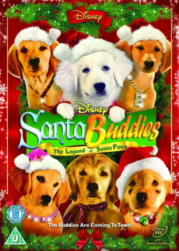 Santa Buddies, The Legend Of Santa Paws (2009)