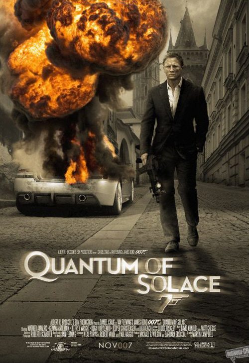 Quantum of Solace (2008)