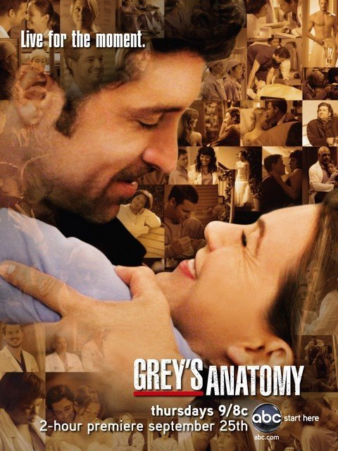Greys Anatomy  (2005-2017) 1,2,3,4,5,6,7,8,9,10,11...