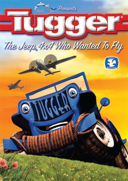 Ο Τζιπούλης / Tugger: The Jeep 4x4 Who Wanted to Fly (2005)